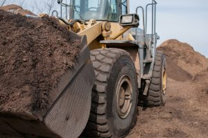 loading procedures with dirt